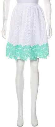 Draper James Emma Eyelet Skirt w/ Tags