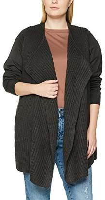 Evans Women's Chunky Waterfall Cardigan,(Manufacturer Size: /20)