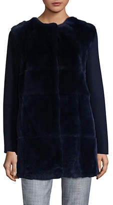 Max Mara Aire Fur Coat