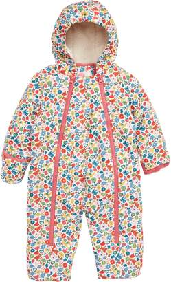 Boden Mini Print Waterproof Snowsuit