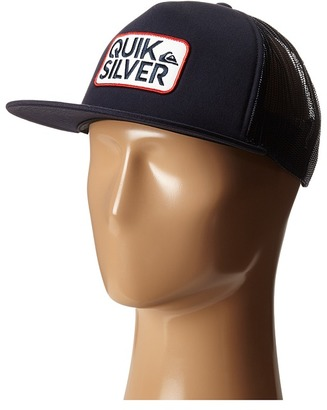 Quiksilver Barstay Trucker Hat $24 thestylecure.com