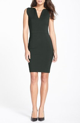 Women's French Connection 'Lolo' Stretch Sheath Dress $188 thestylecure.com