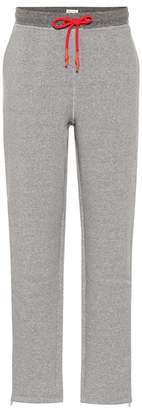 Rag & Bone Cotton-blend sweatpants