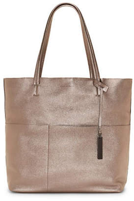 Vince Camuto Risa Glitter Leather Tote