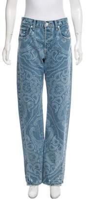 Jonathan Simkhai High-Rise Jeans