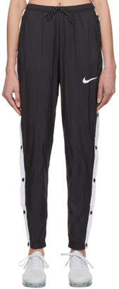 Nike Black Windrunner Track Pants