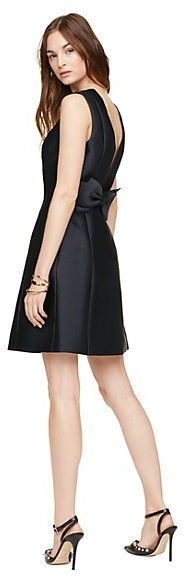Kate Spade Open back bow dress
