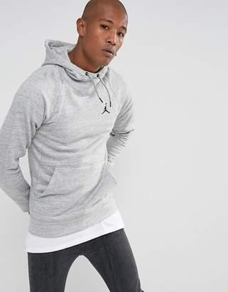 Jordan Nike Wings Hoodie In Grey 860200-063