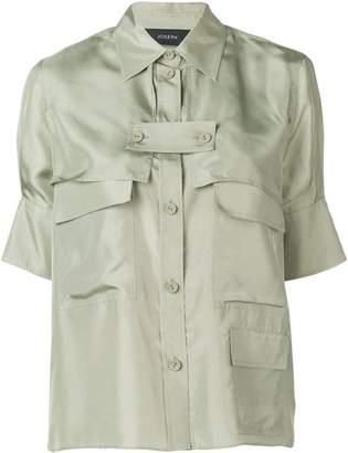 9211bb27d0 Silk Pocket Shirt - ShopStyle