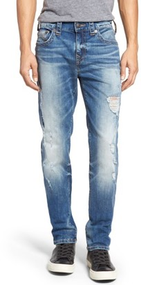 Men's True Religion Brand Jeans Rocco Skinny Fit Jeans $229 thestylecure.com