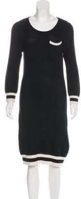 Rag & Bone Midi Knit Dress