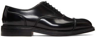 Church's Churchs Black Ongar Oxfords