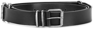 Ann Demeulemeester adjustable leather belt