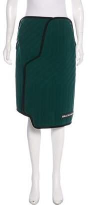 Balenciaga 2017 Puffer Skirt