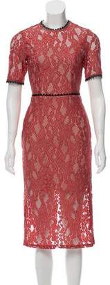 Alexis Short Sleeve Lace Dress w/ Tags