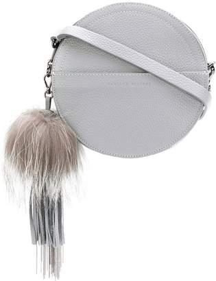 Fabiana Filippi round crossbody bag