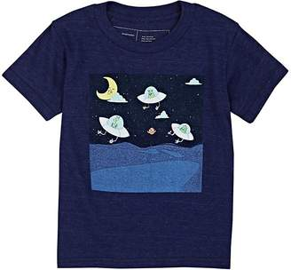 "Barneys New York HAAS BROTHERS XO Kids' ""Gimme Some Space"" Jersey T-Shirt"