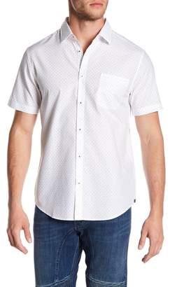 Good Man Brand Arrow Print Slim Fit Shirt