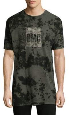 Dim Mak Patterned Cotton Tee