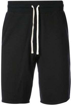 Reigning Champ terry track shorts