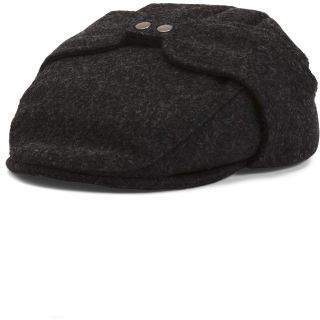 Wool Blend Earflap Cap