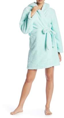 Couture PJ Plush Hooded Robe
