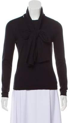 Loro Piana Cashmere Shawl Sweater