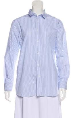 Each X Other Striped Button-Up Top