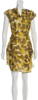 Marni Structured Mini Dress