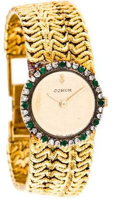 Corum Vintage Haute Joaillerie Watch