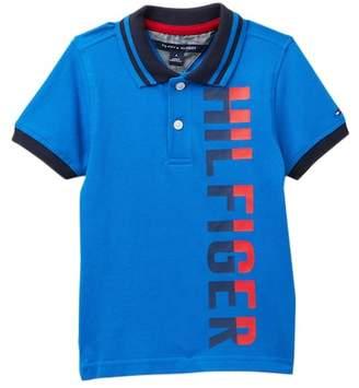 Tommy Hilfiger Logo Polo (Little Boys)