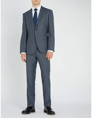 BOSS Regular-fit wool suit