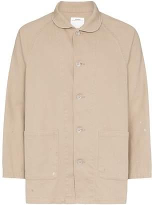 Visvim front button shirt