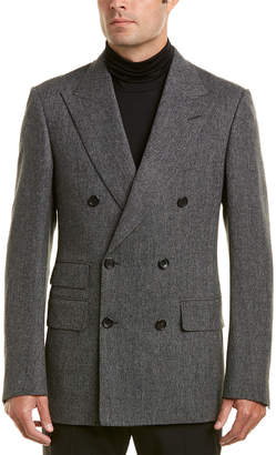 Tom Ford Wool & Alpaca -Blend Blazer