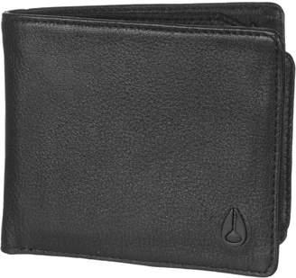 Nixon Satellite Big Bill Bi-Fold ID Coin Wallet - Men's