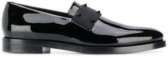 Valentino Rockstud strap loafers