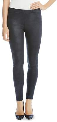 Karen Kane Stretch Faux Leather Skinny Pants