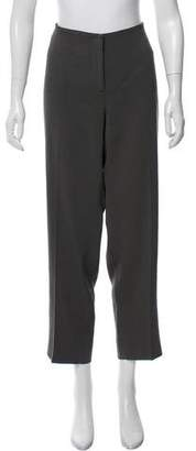 Calvin Klein Collection Lightweight Mid-Rise Pants