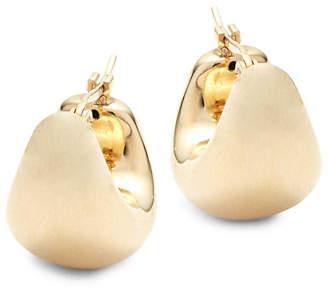 Saks Fifth Avenue 14K Huggie Earrings