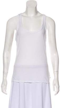 James Perse Scoop Neck Tank Top