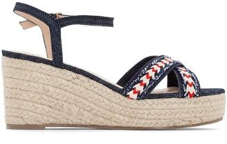 9bf187b96b9b68 La Redoute Wedge Heels Shoes - ShopStyle UK