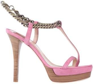 Goffredo Fantini Toe strap sandals