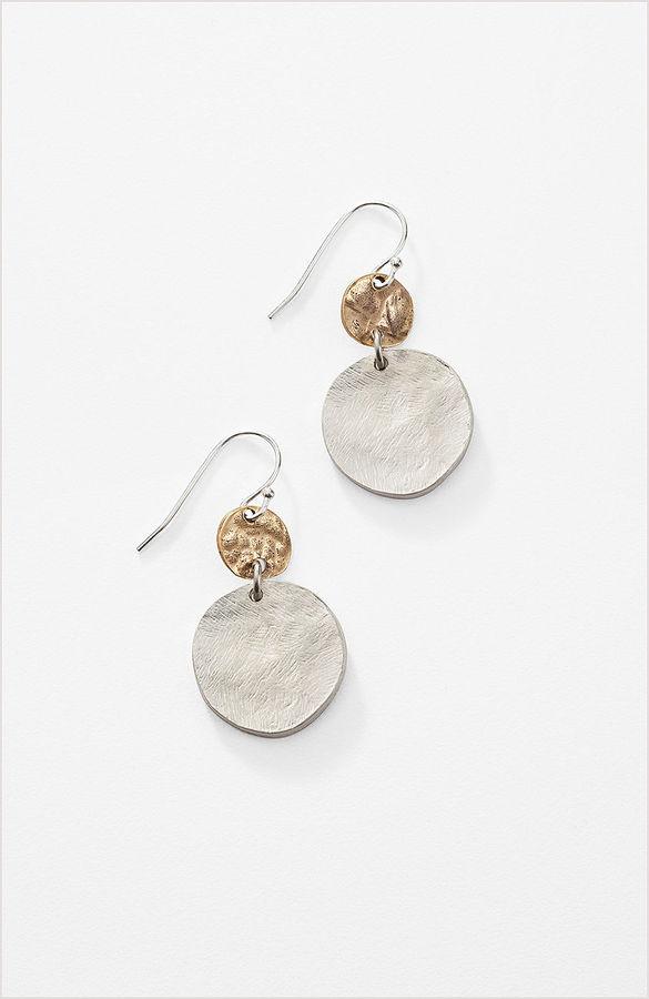 J. Jill Coin earrings