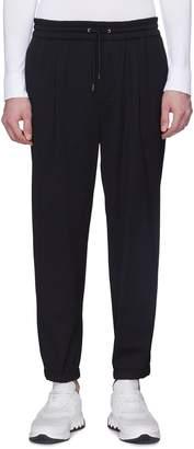 McQ Pleated track pants