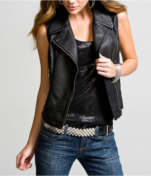 (minus The) Leather Vest
