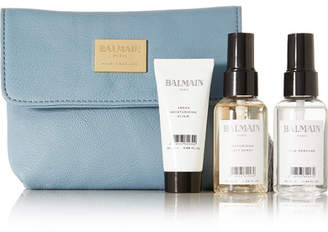 Balmain Paris Hair Couture - The Travel And Styling Kit - one size $99 thestylecure.com