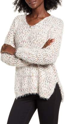 DREAMERS BY DEBUT Eyelash Sweater
