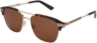 Gucci Men's Gg0241s 54Mm Sunglasses