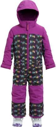 Burton MiniShred Illusion One Piece Snow Suit - Toddler Girls'