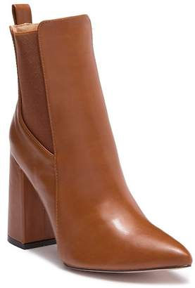 Chloé Chase & Desi Stacked Heel Bootie